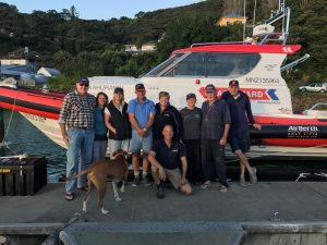 Coast NZ-Whangaroa with Paul Johnson and the crew from the MV Kahurangi