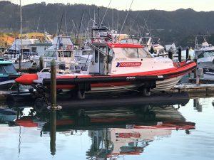 M650 Coastguard NZ-Whangaroa-11m Smuggler RIB-Whangaroa, NZ