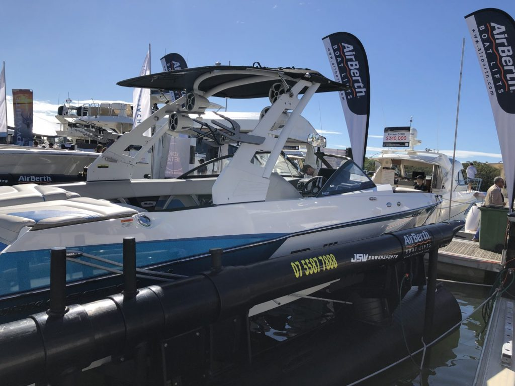 SCIBS 2019 with a Malibu MXZ 22
